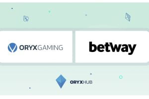 Oryx Gaming Secures Betway Content Agreement