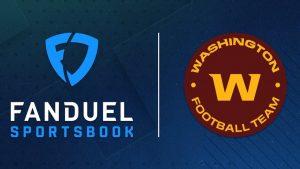 FanDuel Links Up With Washington Football Team In Virginia