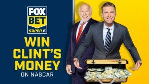 Clint Bowyer NASCAR Legend Joins FOX Bet For 2021 Season