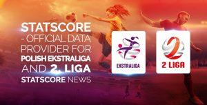 STATSCORE Enlisted As Polish Ekstraliga And 2. Liga Data Provider