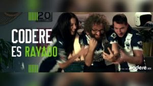 Codere Becomes Official Club de Fútbol Monterrey Rayados Sponsor