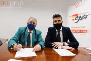 Jdigital Signs Collaborative Agreement With FEJAR