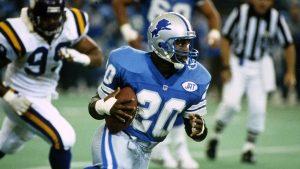 Former NFL Running Back Barry Sanders Joins BetMGM As Brand Ambassador