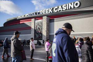 Washington's Quil Ceda Creek Casino Opens Its Doors
