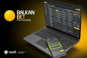 NSoft Launch Live MTS Feature Through Balkan Bet