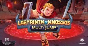 Dreamtech And Yggdrasil Add  Labyrinth of Knossos MultiJump™