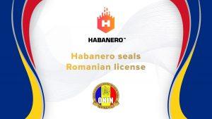 Habanero Gets Go Ahead For Romania Slots Supply