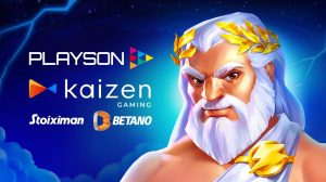 Kaizen  Improves Online Casino Output With Playson Deal