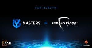 Bulletproof Enters Yggdrasil's YG Masters Program