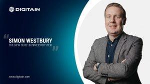 Simon Westbury Promoted To 'Dream Job' For Digitain