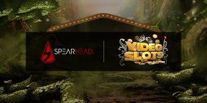 Spearhead Announce Videoslots Content Collaboration