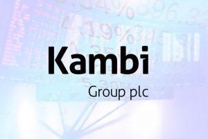 Veralda Release 2 Percent In Kambi Shares