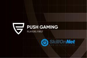 SkillOnNet Improves Service Portfolio Adding Push Gaming