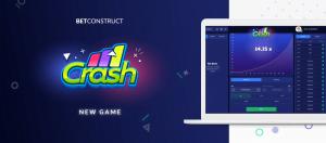 BetConstruct Release New Title 'Crash'