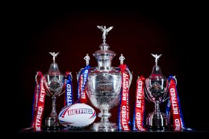 Betfred Adds Three Challenge Cup Sponsors To SL Association