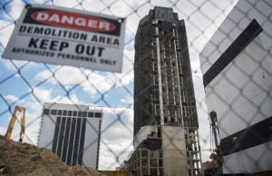 Donald Trump's AC Presence Ends Today With Trump Plaza Implosion