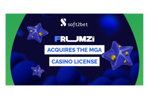 Soft2Bet's Casino Brand Frumzi Gains MGA Approval