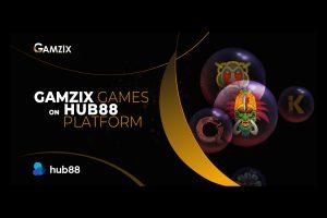 Gamzix Announce Hub88 Deal