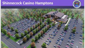 Shinnecock Indian Nation Plan Casino Construction