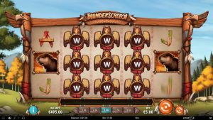Play'N Go Add Thunder Screech Inspired By Native American Culture