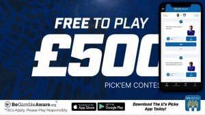 Low6 Launch U's Picks App For Colchester Utd Fans