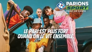 Groupe FDJ's ParionsSport Launch New Campaign