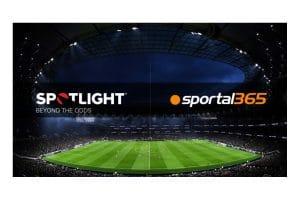 Spotlight Sport To Supply Sportal365 Content