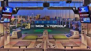 BetMGM Signs Topgolf Deal