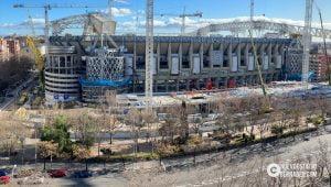 Real Madrid's Bernabéu stadium To Incorporate A Casino