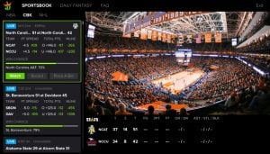 DISH Network Sign Sporsbook Deal With DraftKings