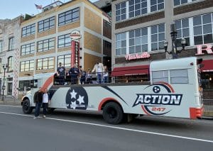 Tennessee Action 247 Rolls Out 'Party Bus' Ahead Of Sec And March Madness Tournies