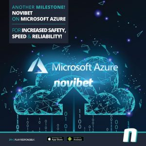 Novibet Moves To Microsoft Azure For 'New Digital Era'