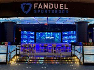FanDuel And Bally's Open Sportsbook In Atlantic City Hotel & Casino New Jersey