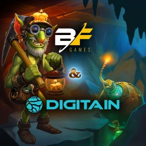 BF Games Signs Digitain Integration Deal