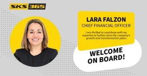 SKS365 Adds Lara Falzon As CFO For Italian Enhancement