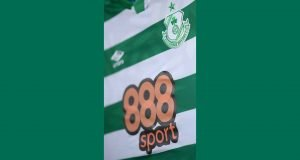 888 Reach Official Sponsor Agreement With Shamrock Rovers FC