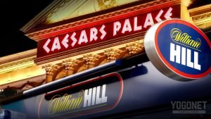 William Hill Expects To De-list From FTSE April 1 As Caesars Takeover
