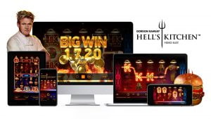 NetEnt Adds Gordon Ramsay's Hell's Kitchen Video Slot