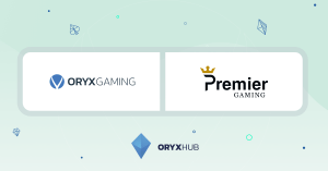 Oryx Gaming Takes Content Live With Premier Gaming