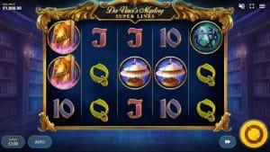 Da Vinci's Mystery Slot
