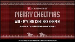 MansionBet Unveils Cheltenham Ad Campaign '#MerryCheltmas'