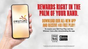 Century Casinos JOINGO® Powered App