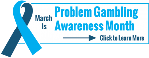 NCPG Launch 19th Problem Gambling Awareness Month