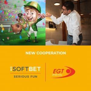 iSoftBet Lauds Expanded Market Footprint After EGT Deal