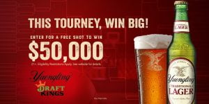DraftKings Signs Fantasy Sports Deal With DG Yuengling & Son Inc