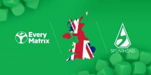 EveryMatrix Gain Modified Licence For UK Gaming Distribution