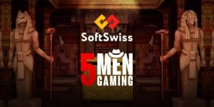 SoftSwiss Signs 5Men Gaming Deal For Expanded Portfolio