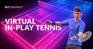 BetConstruct Introduce Virtual In-Play Tennis