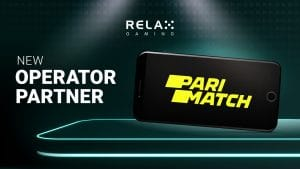 Relax Gaming Forms Content Agreement With Parimatch