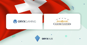 Oryx Gaming Makes Swiss Entry With Grand Casino Luzern Deal